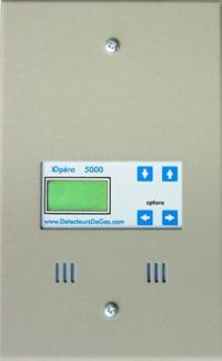 Gas Detector, model 5000